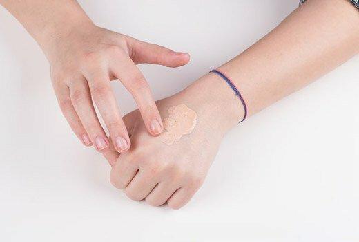 крем для рук от пигментации
