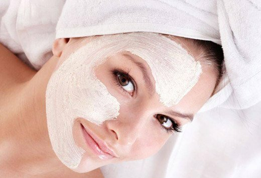маска для отбеливания веснушек