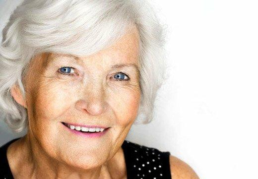 пигментация в пожилом возрасте на лице